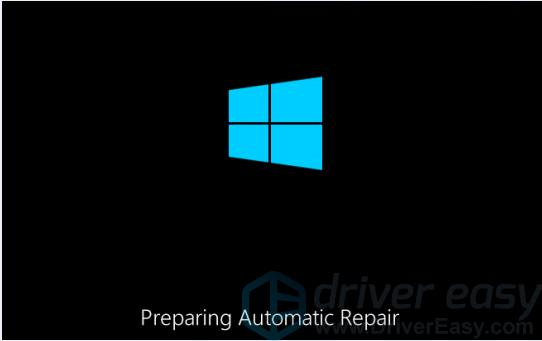 windows 10 restart terus