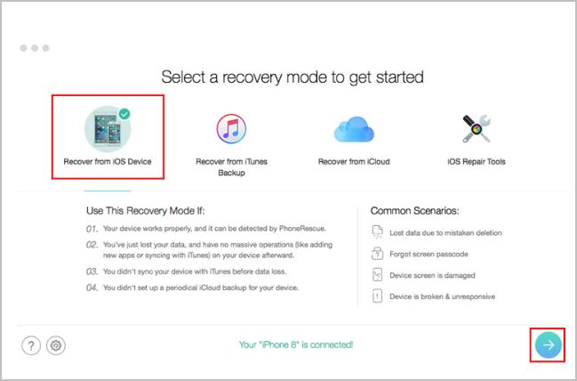 Want to retrieve deleted text messages on your iPhone? Use this