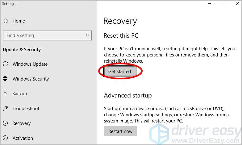 how do you hard reset an hp laptop