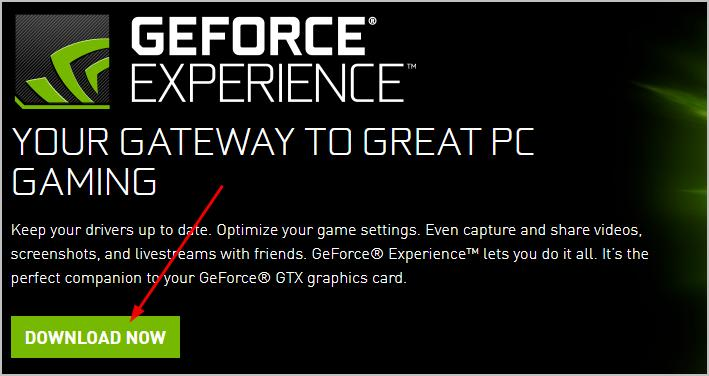 GeForce Experience Won't Open Issue [Solved] - Driver Easy