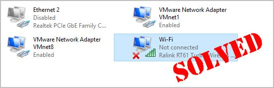 Solved: Laptop won't connect to Wi-Fi - Driver Easy