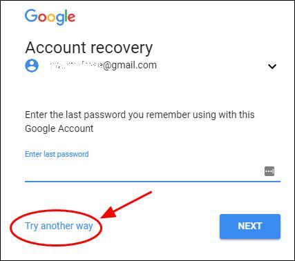 google account change phone number