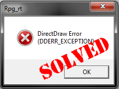 DirectDraw Error [SOLVED] - Driver Easy