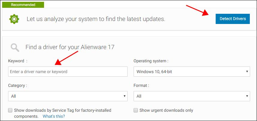 Alienware Driver Issues in Windows [Solved] - Driver Easy