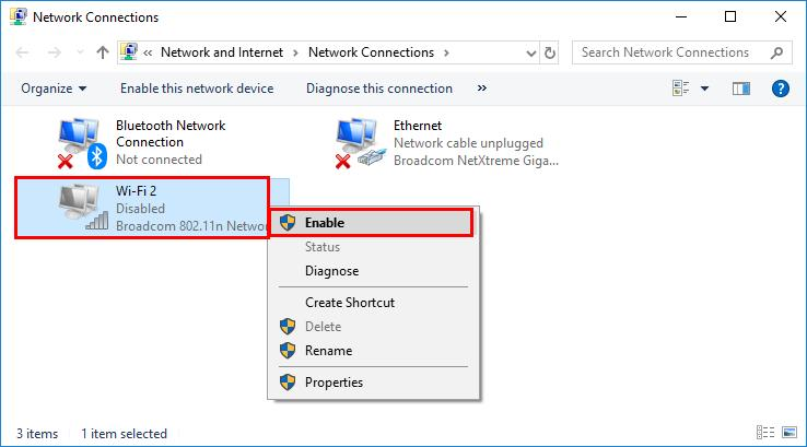 SOLVED] WiFi Not Working On Laptop - Driver Easy