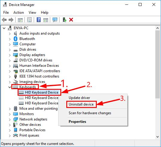 SOLVED: Laptop Keys Not Working HP  Quickly & Easily