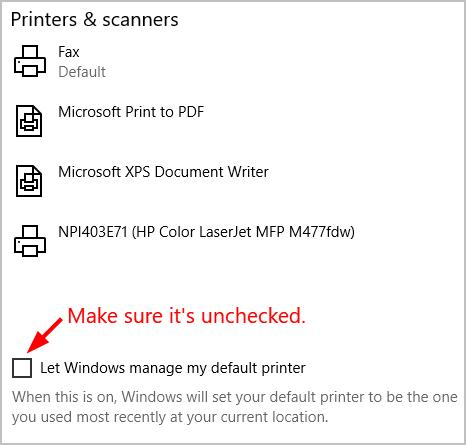 Another computer is using the printer [Solved] - Driver Easy