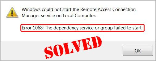 How to Fix Error 1068 on Windows [SOLVED] - Driver Easy