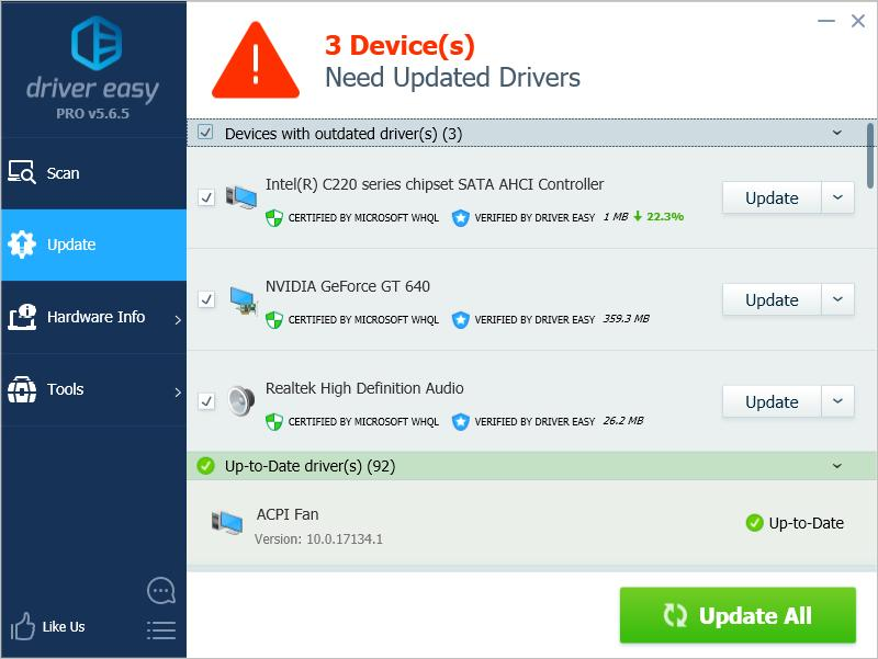 How to Install inf Drivers (Windows 10/7/8/XP/Vista) - Driver Easy