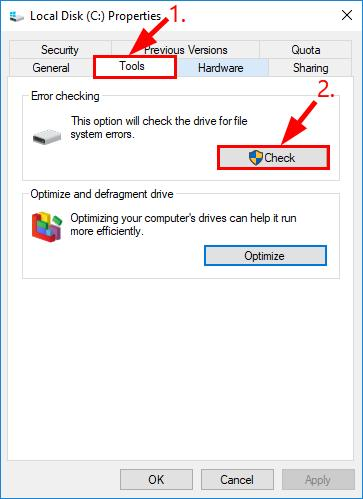 CHECK STORPORT DRIVERS PC