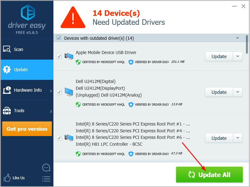 Solved: Driver Error Code 52 - Driver Easy