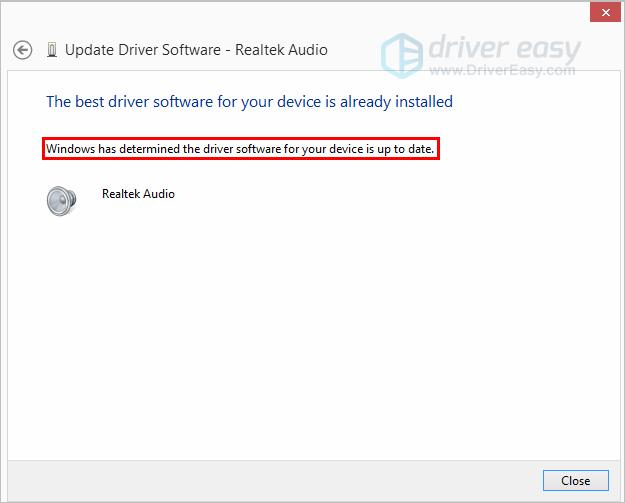 Manually Install Drivers in Windows 8.1 - Driver Easy
