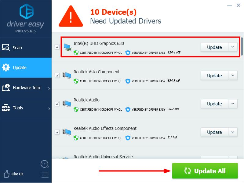 Graphics Device Driver Error Code 22 [FIXED] - Driver Easy