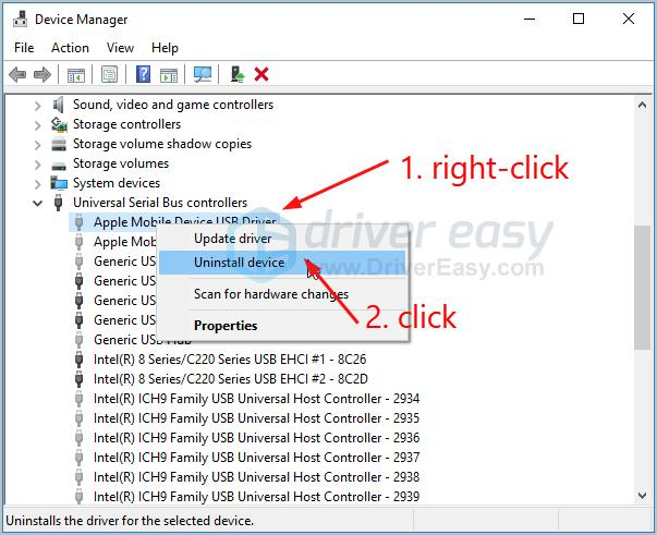USB Device Not Recognized Keeps Popping Up [SOLVED] - Driver Easy