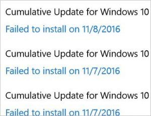 Windows 10 Update Failed to Install [SOLVED] - Driver Easy