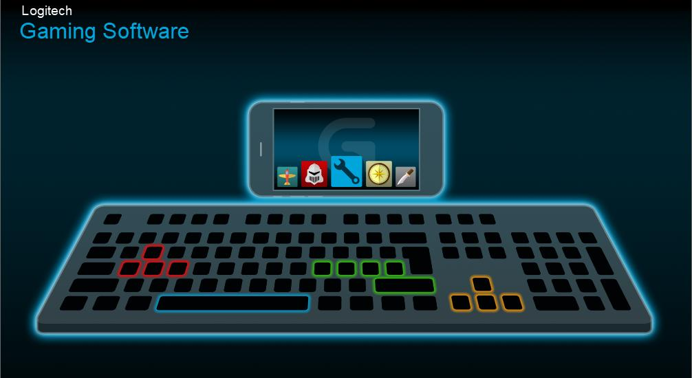 fb886f191d3 If you want to use the Logitech Gaming Software to customize the setting of  a Logitech gaming peripheral, such as a mouse or a keyboard, you need to  first ...