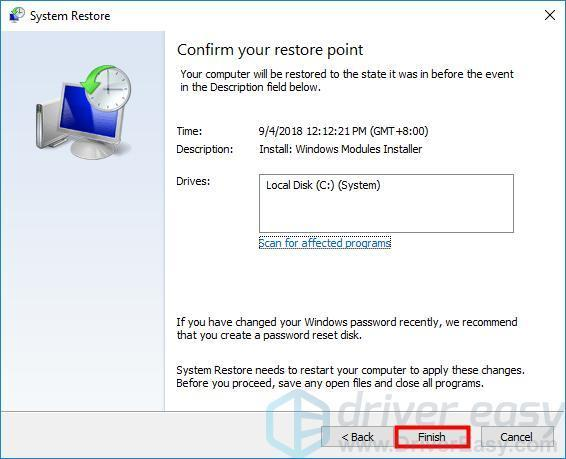 Solved] Win32kbase sys blue screen error - Driver Easy