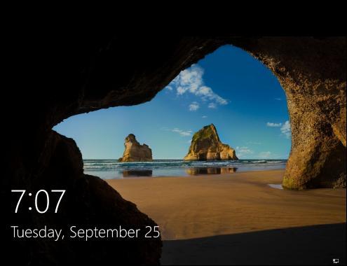 windows 7 boot no login screen
