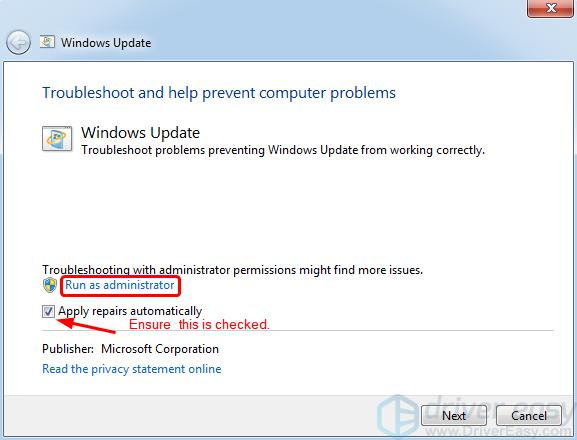 Windows Update Not Working, Stuck at Checking for updates [Solved