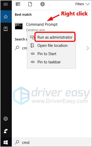 Fix] Windows 10 black screen after update - Driver Easy
