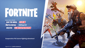 game chat not working fortnite