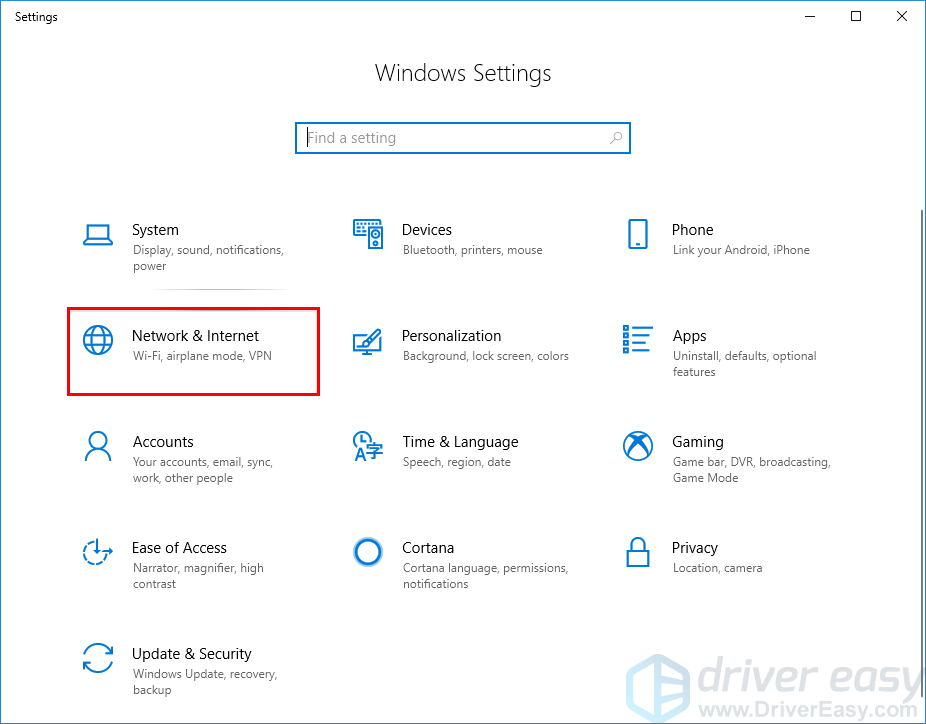 Windows 10 WiFi not working [SOLVED] - Driver Easy