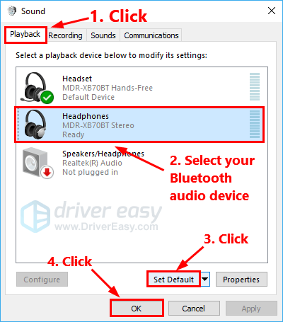 ✅ Bluetooth audio lag  Quickly & Easily - Driver Easy