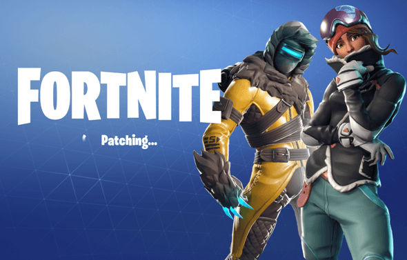 if a patch is available it will be detected by the epic games launcher and the latest fortnite patch will be automatically downloaded and installed on your - fortnite bug de texture