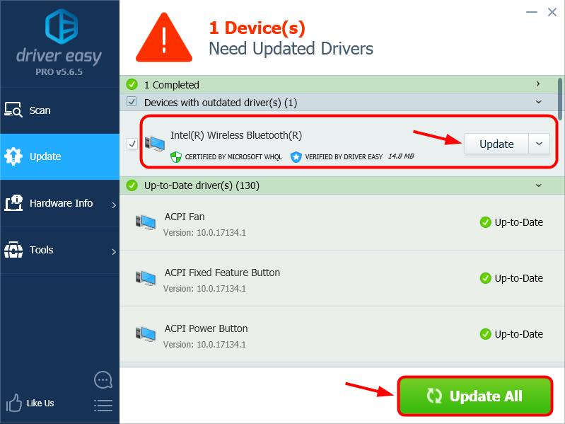 How to turn on Bluetooth on Windows 7 [Solved] - Driver Easy