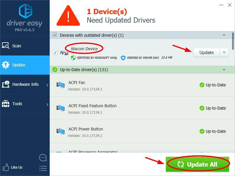 wacom drivers intuos 4 download