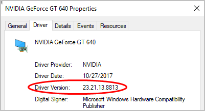 How to Check NVIDIA Driver Version Easily - Driver Easy