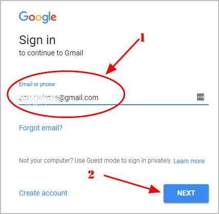 How to RESET Your Gmail Password with Verification Code