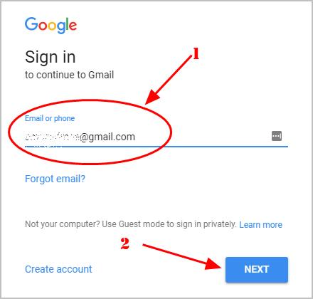 05475145f09 Or you can directly go to Gmail account recovery center, then enter your  Gmail address and click NEXT.