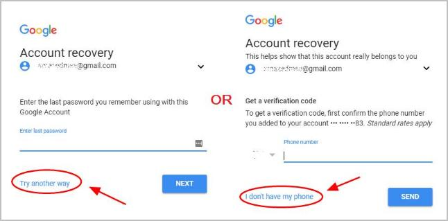 How to RESET Your Gmail Password with Verification Code - Driver Easy