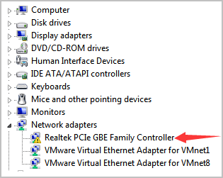 Realtek PCIe GBE Family Controller Drivers for Windows 10, 7