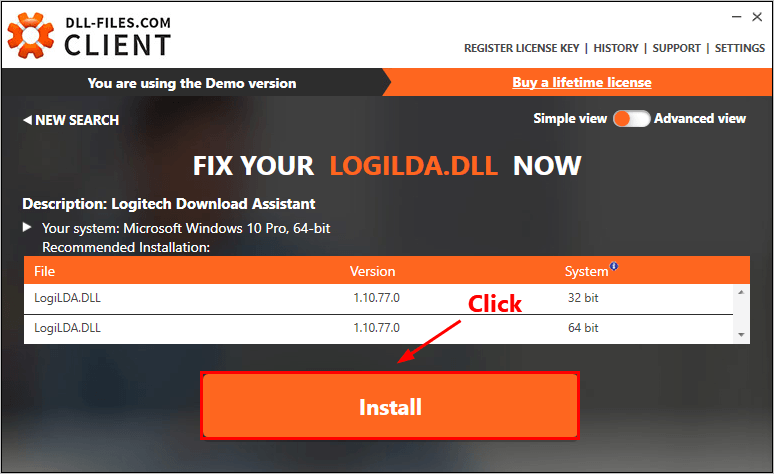 Solved] | LogiLDA.dll missing issue | Quickly \u0026 Easily! - Driver Easy