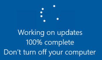 Windows update stuck at 100% [SOLVED] - Driver Easy