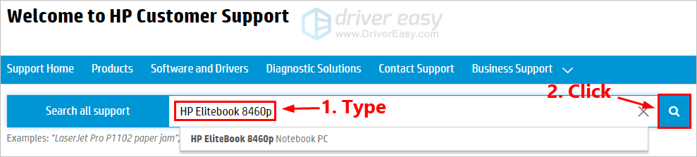 bluetooth driver for windows 7 hp elitebook 8460p