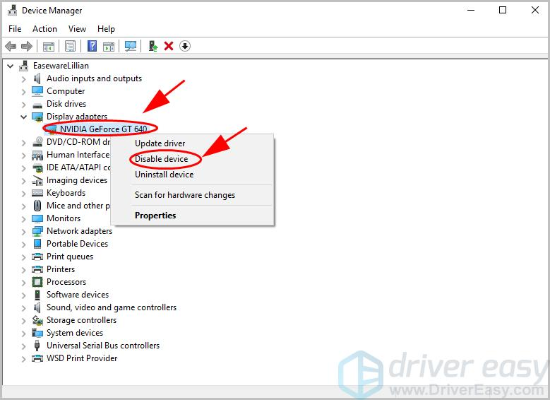 FIXED] Microsoft Basic Render Driver Issues in Windows 10/8/7