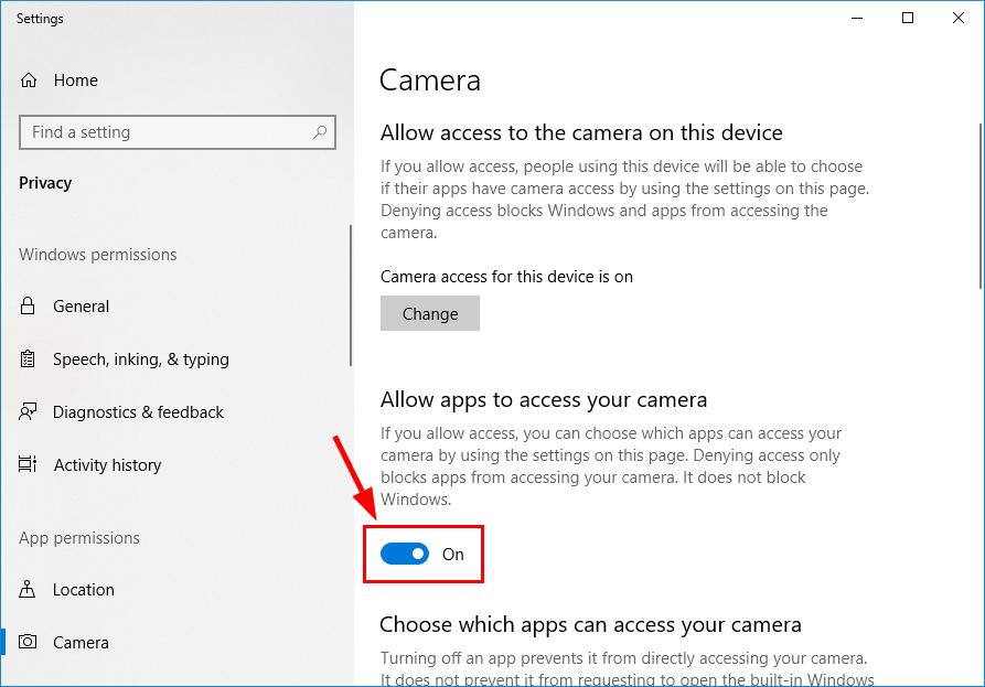 How To Fix Hp Laptop Camera Not Working In Windows 10 Driver Easy