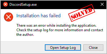 Solved] Discord Installation Has Failed [Easily] - Driver Easy