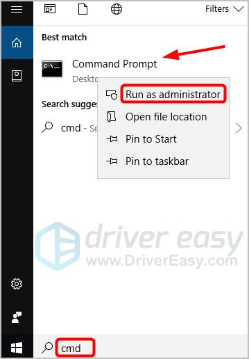 Internet not working [Fixed] - Driver Easy