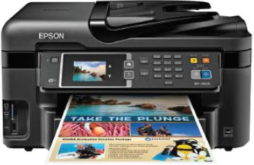 Epson WF-3620 Driver Download & Update for Windows 10/8/7