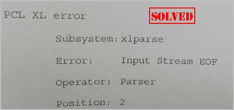How to Fix PCL XL Error Easily - Driver Easy