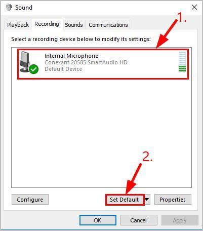 conexant high definition smartaudio 221 driver windows 7