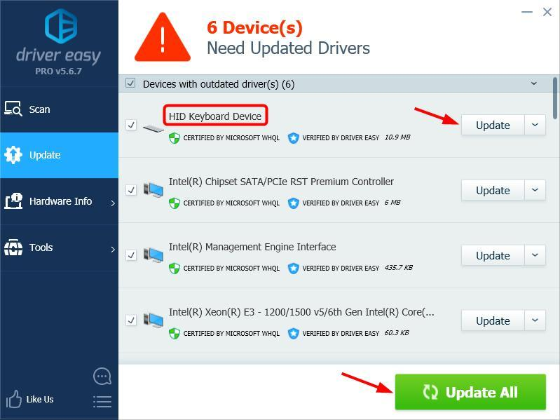 Download Keyboard Driver for Windows 7 - Easily & Quickly