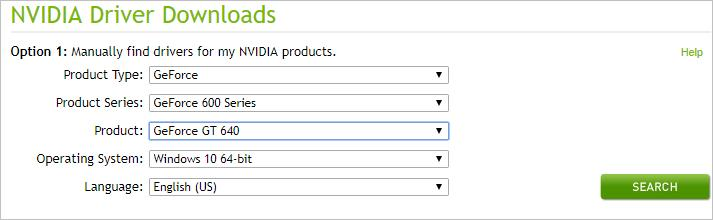 nvidia driver download very slow 2018