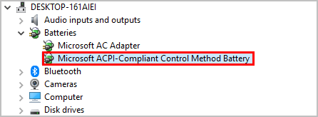 MICROSOFT ACPI-COMPLIANT POWER METER DEVICE WINDOWS 7 64BIT DRIVER DOWNLOAD