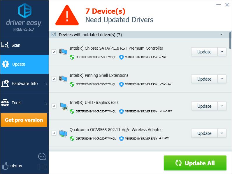 Dell Latitude E6430 drivers download & update for Windows