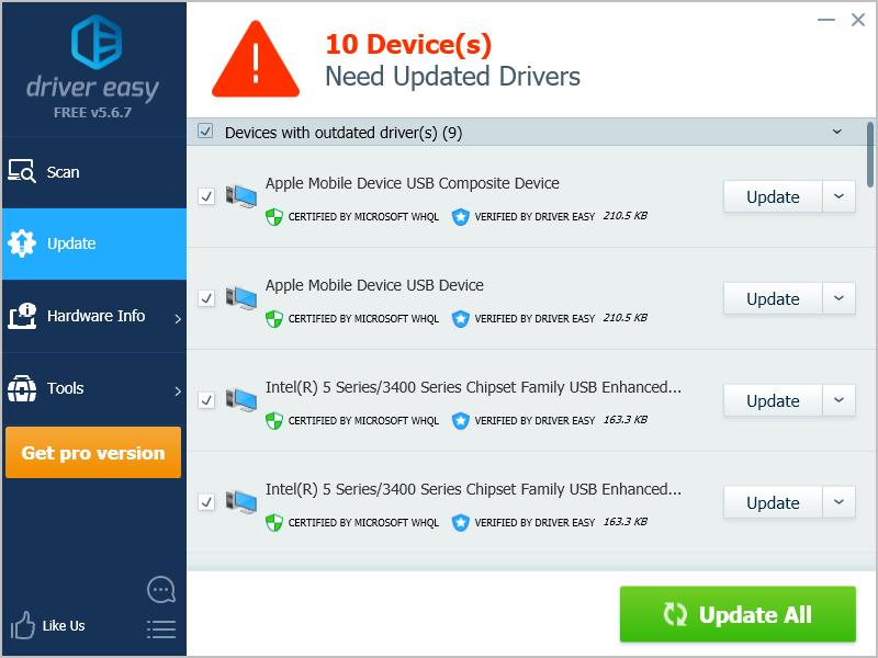 How to Update Acer Drivers in Windows 10 - Driver Easy